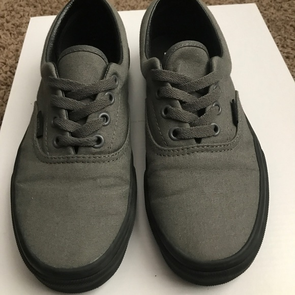 bf5e43250d Vans Era Gargoyle Black sole. M 59ba88085c12f8a0eb00f96c. Other Shoes ...