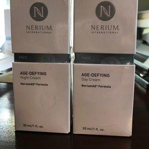 Nerium, Intl. day and night face cream