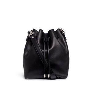 Proenza Schouler black bucket bag ✨