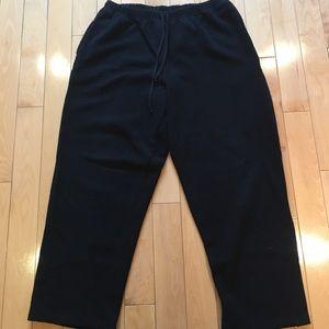 Old navy fleece pants