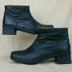 Josef Seibel Bella Ankle Boots Booties Black W 41