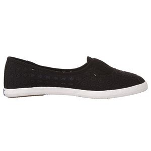 b4dbd702ff5 Keds Shoes - Chillax Mini Eyelet Mesh Black Keds