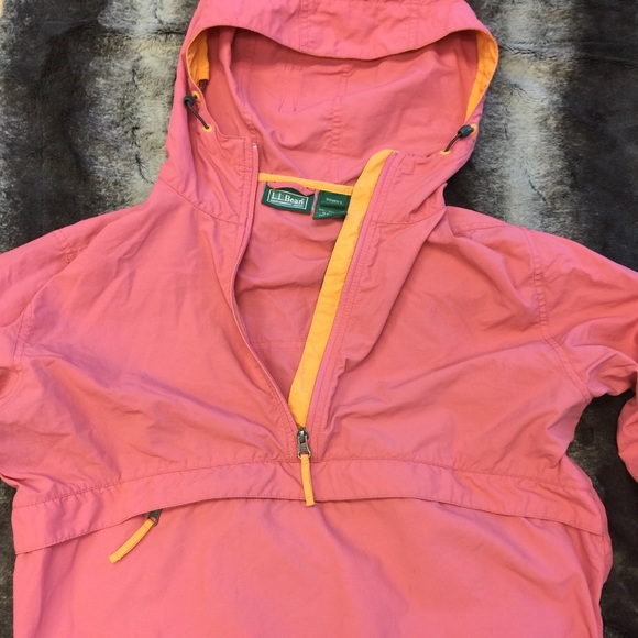 Bean Classic Colorful Women/'s Anorak Jacket SMALL MEDIUM or LARGE NEW L.L