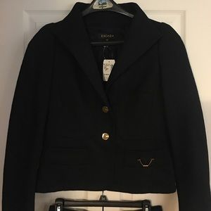 Stunning Navy Escada suit