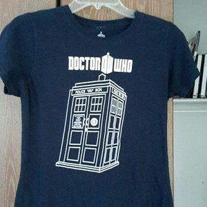 Tops - Doctor Who tshirt