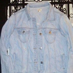 MUDD-Women's jean jacket