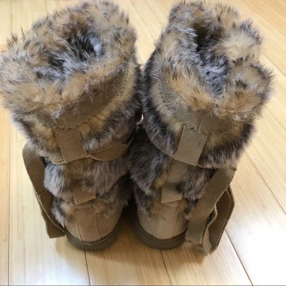 3be71684c4c6e ... Meiko winter boots