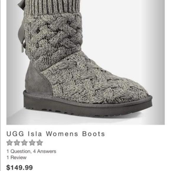 16b4b338011 UGG Isla Women's Boots (Size 8)