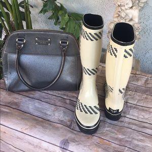 Kate Spade rain boots size like New