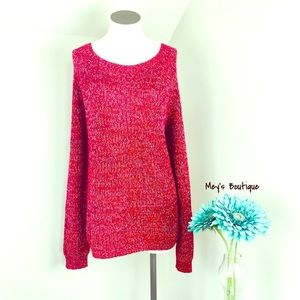 ⭐️Faded Glory Gorgeous Long Sleeve Knitted Top⭐️