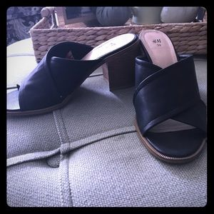 H&M Casual Heels: Size 8.5