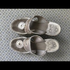 Jack Rogers Wedges size 7M