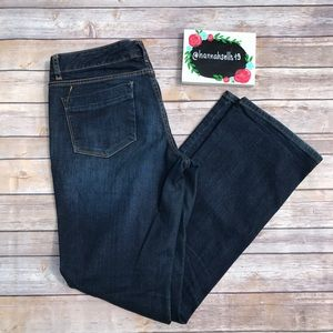 Mossimo Bootcut Dark Wash Jeans size 10