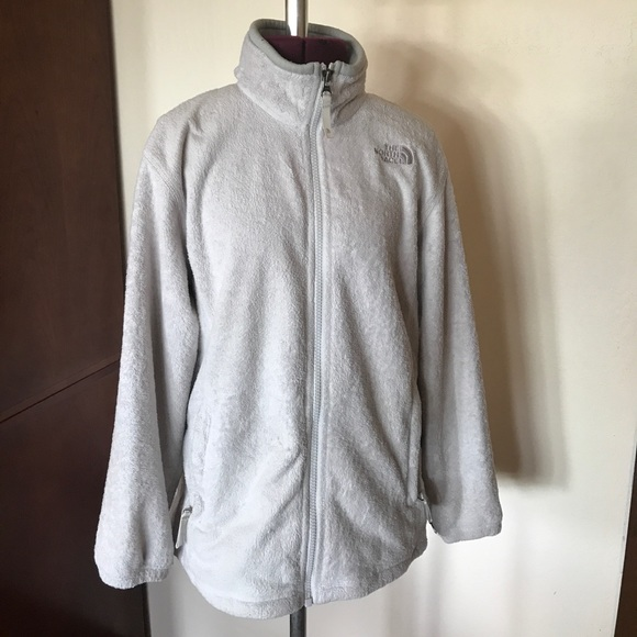 The North Face Other - The North Face Girls Gray Fleece Jacket L