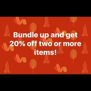 Other - Bundle Discounts!!