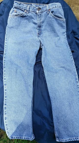 9e7cbb1906bea Levi s Denim - Vintage Levi s 951 orange tab jeans high rise 29