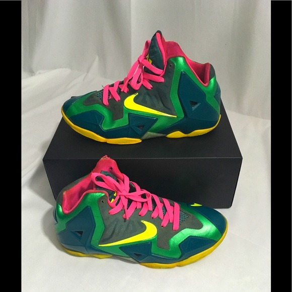 norte frutas Egoísmo  Nike Shoes | Lebron James T Rex | Poshmark