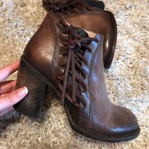 2593531a33cb Steve Madden Shoes | Freebird By Steven Brook Ankle Boot | Poshmark