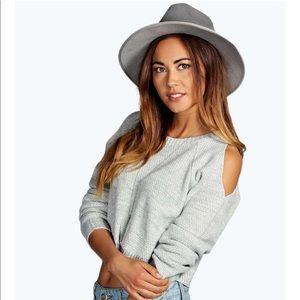 Boohoo Sofia Crop Sweater