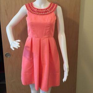 Shoshanna Beaded Giana dress
