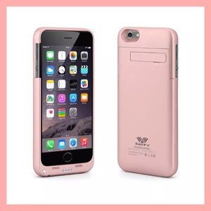 Accessories - 🌹New!Rose Gold Portable charger IPhone 7/6/6S