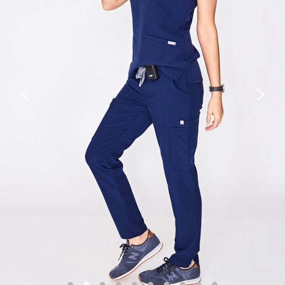 1d280f2ad67 FIGS Pants | Yola Navy Scrub Size Small | Poshmark