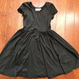 Other - 5/6 dot dot smile black dress