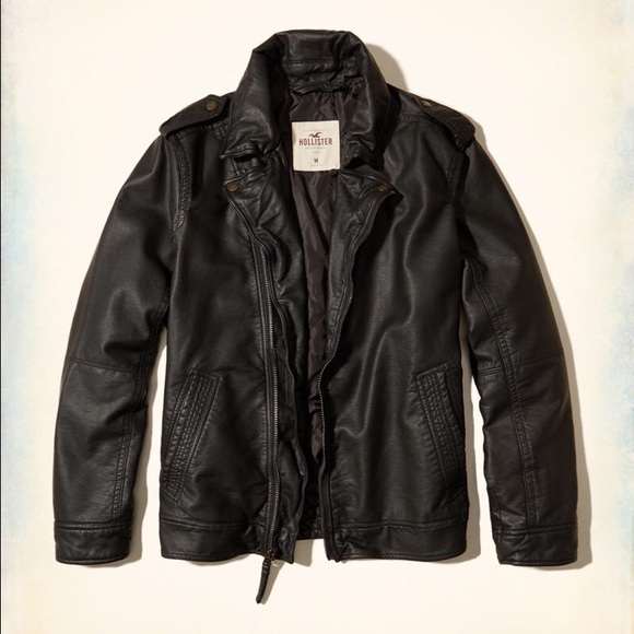 hollister jackets for guys