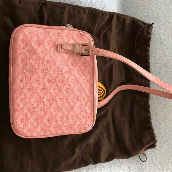 Goyard Bags Authentic Pink Yona Pm Discontinued Color Poshmark