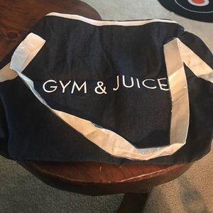 Handbags - New Cute Denim Gym Bag