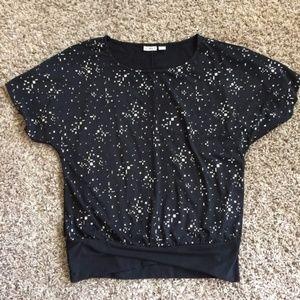 📸FIRM PRICE! Fun, sparkly, beautiful shirt! :-)