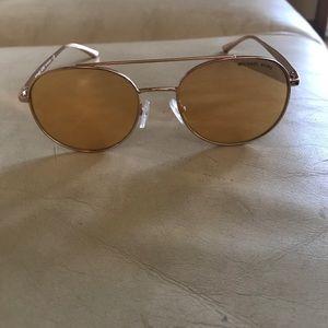 Michael Kors Rosegold sunglasses