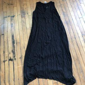 A Pea in the Pod maxi dress.  Sz large.