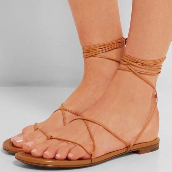 d77f6ae09c1c Michael Kors Collection Runway Bradshaw Sandals. M 59baf266f0137d31f800168c
