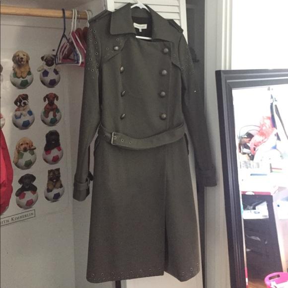 Rebecca Minkoff Jackets & Blazers - Rebecca Minkoff Trench Coat Brand new (never used)