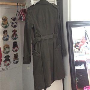 Rebecca Minkoff Jackets & Coats - Rebecca Minkoff Trench Coat Brand new (never used)