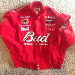 Other - Dale Jr Budweiser Collector Jacket