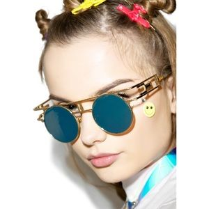 Accessories - LOWEST:1DAYSALEONLY✨Technologic Mirror Sunglasses