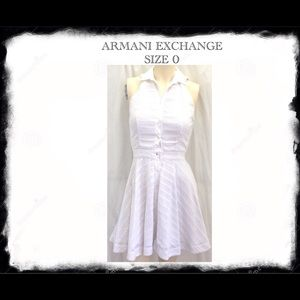 ARMANI EXCHANGE SUMMER DRESS