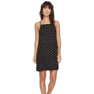 NWT Vans black 'Marie' II dress