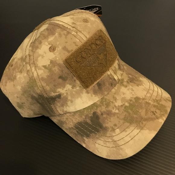74d6b69f9d00e Condor Outdoor Tactical Cap Color‑ A‑TACS AU