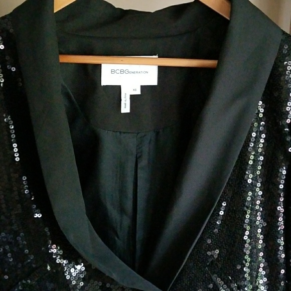 BCBGeneration Jackets & Coats - BCBG Sequin Blazer
