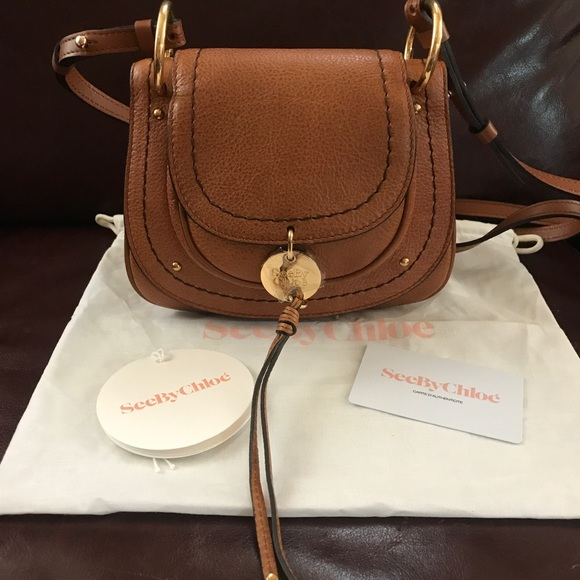 7436705e3e83 See by Chloe Susie Small Saddle Bag