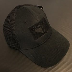Other - Condor black mesh flex cap