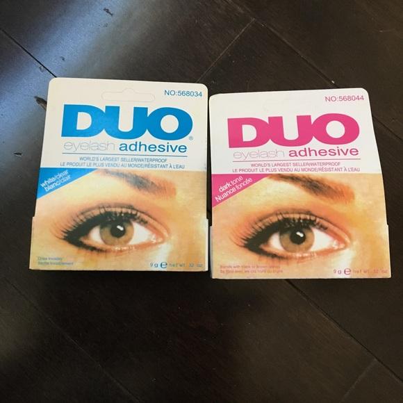 Duo Makeup Bundle Of 2 Adhesive Fake Eyelash Glue Poshmark