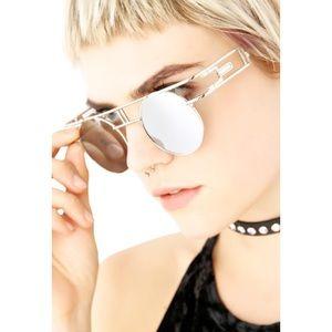 Accessories - OFFER!✨The Technologic Mirror Sunglasses