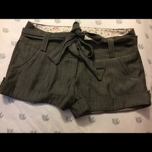 Dress Shorts Charlotte Russe Size 5 new