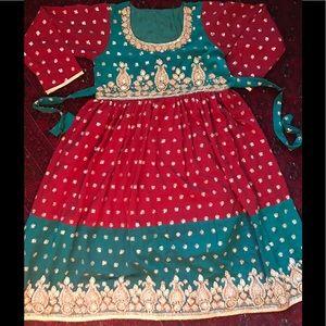 Afghan a Pakistani Indian Dress ❤️