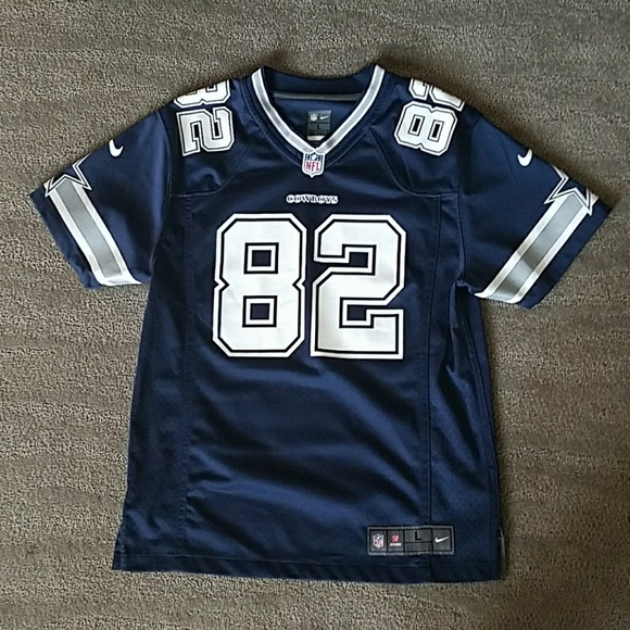 new product 7b375 c1afc Childs Jason Witton Cowboys Jersey