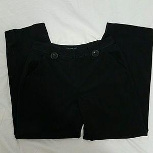 Larry Levine stretch Black pants
